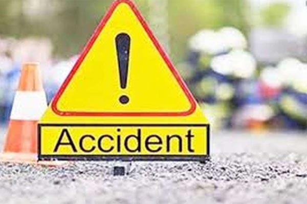 Mini truck collides with bike, head constable dies, daughter injured - Jaipur News in Hindi