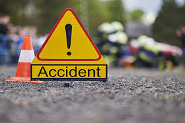 Bus and trailer collided in Jodhpur, Rajasthan, 5 people dead - Jodhpur News in Hindi