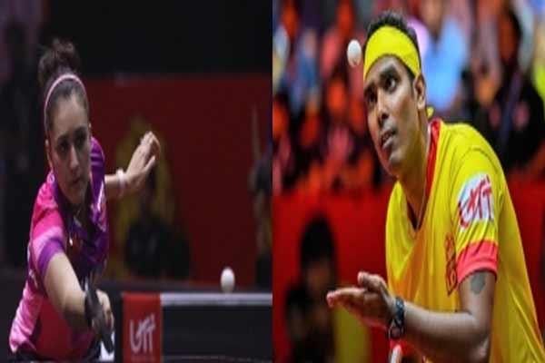 ओलंपिक (टेटे) : पहले ही मैच में हार के साथ थमा बत्रा-कमल का सफर
