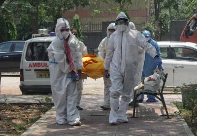 राजस्थान में तहसीलदारनी ने किया कोविड से मरी महिला का अंतिम संस्कार, कोई निकला नहीं