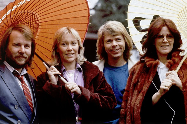 After 40 years, ABBA song among UK Top Ten Singles - Hollywood News in Hindi