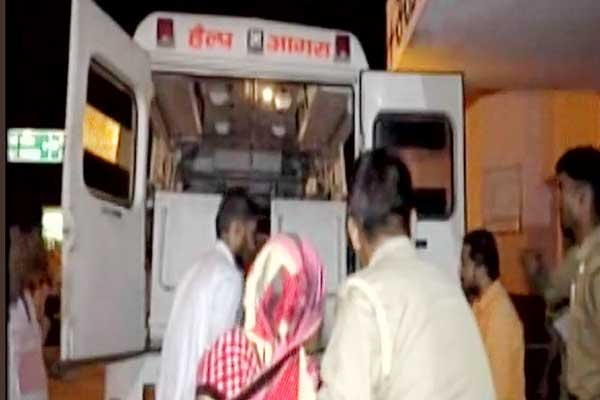 5 dead in road accident in Agra - Agra News in Hindi