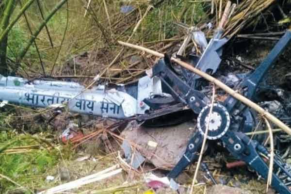 Three bodies recovered IAF chopper crash site in Arunachal Pradesh - Itanagar News in Hindi