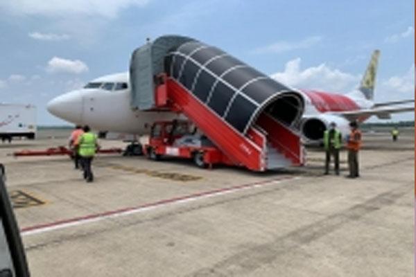2 aircraft carrying 356 passengers from Dubai to Chennai - Chennai News in Hindi