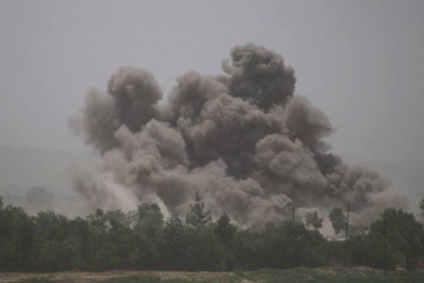 Airstrikes kill 37 militants in Afghanistan - World News in Hindi
