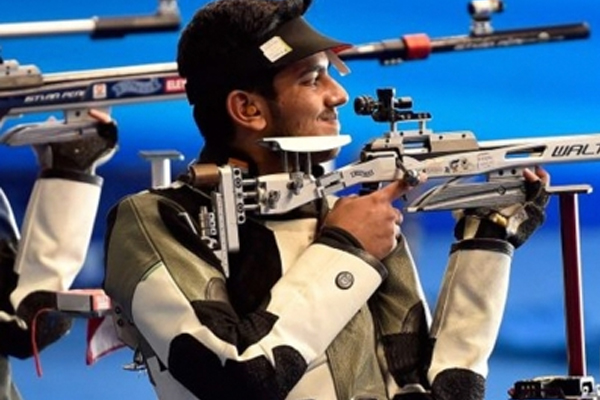 Aishwary and Sanjeev fail to reach 50m rifle 3 positions final - Sports News in Hindi