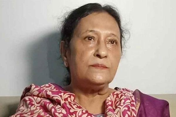Akhilesh Yadav met Azim Khan wife Tanjim Fatima - Rampur News in Hindi