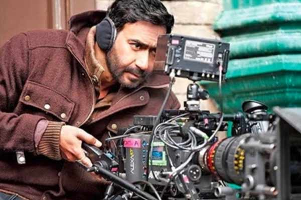 Ajay Devgan shoots Shuru Gangubai Kathiawadi - Bollywood News in Hindi