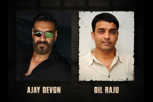 Ajay Devgan to produce Naandhi remake in Hindi with Dil Raju - Bollywood News in Hindi
