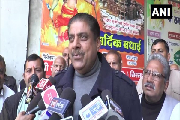Ajay Chautala said that the resignation of Haryana Deputy CM Dushyant Chautala was in my pocket - Chandigarh News in Hindi