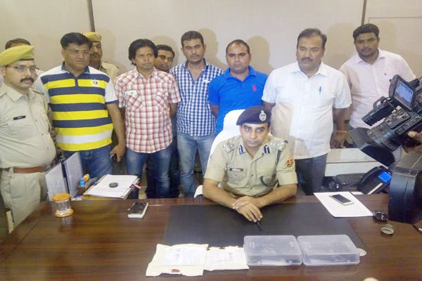 Four arrested along with two prize racket of Ramkesh massacre - Ajmer News in Hindi