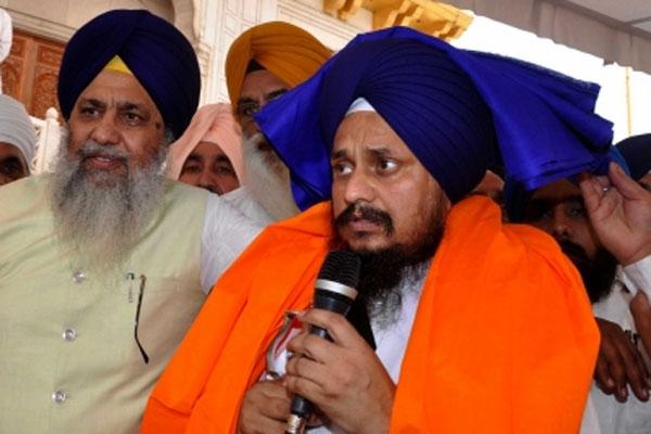 Avoid using the word Operation Bluestar - Akal Takht chief - Punjab-Chandigarh News in Hindi
