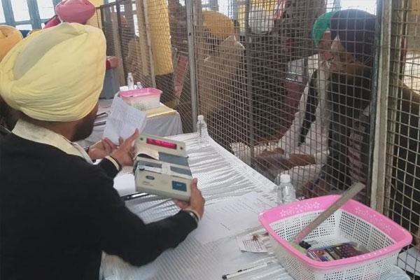 पंजाब शहरी निकाय चुनाव - कांग्रेस को 7 निगमों में मिली जीत