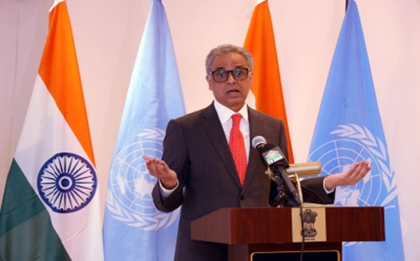 India unhappiness with Pakistan in UNSC - World News in Hindi