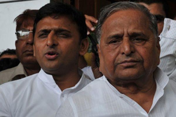 Papa presumed, will not name his candidates Mulayam! - Lucknow News in Hindi