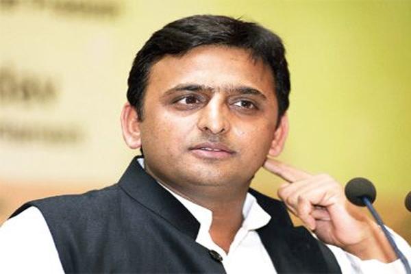 FIR registered against former CM Akhilesh Yadav, 28 others - Lucknow News in Hindi