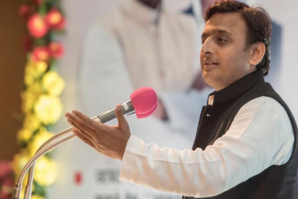 Romeo squad missing, mission power will be destined: Akhilesh - Lucknow News in Hindi