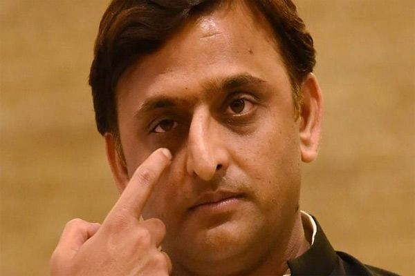 Akhilesh Spoke, if had,nt quarrel in family, SP-Congress alliance would not take plance - Lucknow News in Hindi
