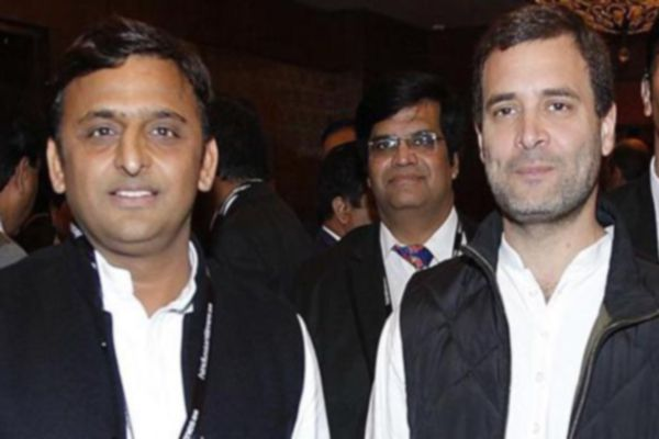 up election 2017 alliance between congress and samajwadi party - Lucknow News in Hindi