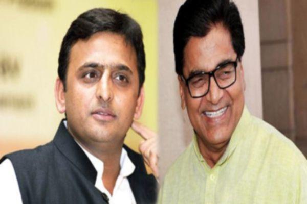 Akhilesh Suspension rollback: Shivpal tweet akhilesh yadavs expulsion revoked - Lucknow News in Hindi