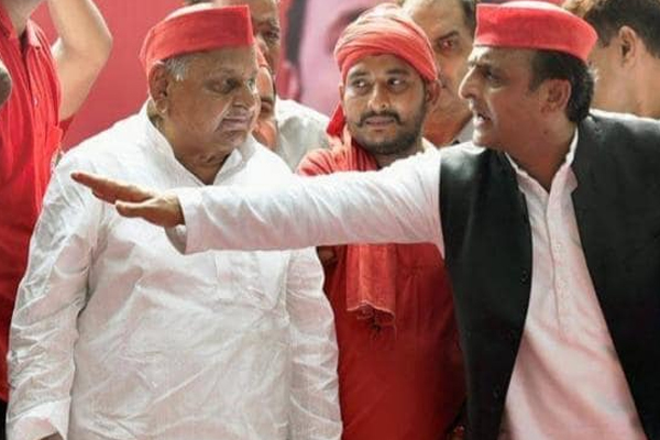 Akhilesh holds one-to-one meetings with leaders over SPs poll debacle - Lucknow News in Hindi