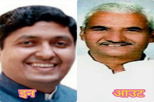 Exclusive: MLA Pandey is near to cm, shivpal candidate got ticket - Lucknow News in Hindi
