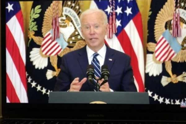 All eligible for adult vaccine in US by April 19: Biden - World News in Hindi