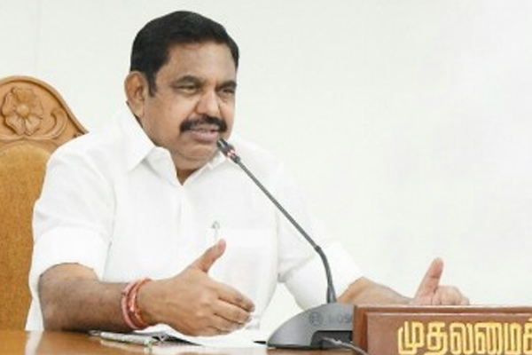All students of classes 9, 10, 11 declared pass: TN CM - Chennai News in Hindi