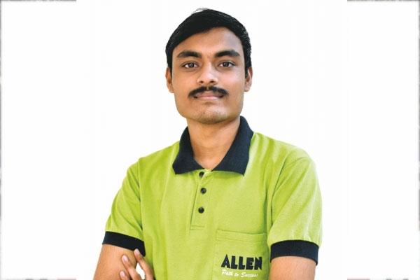 Rajasthan boy 100 percentile in JEE Mains - Jaipur News in Hindi