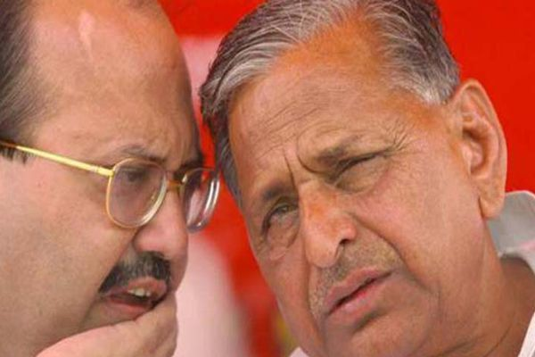 amar singh reacts on allegations that he is behind feud in the samajwadi party - Lucknow News in Hindi