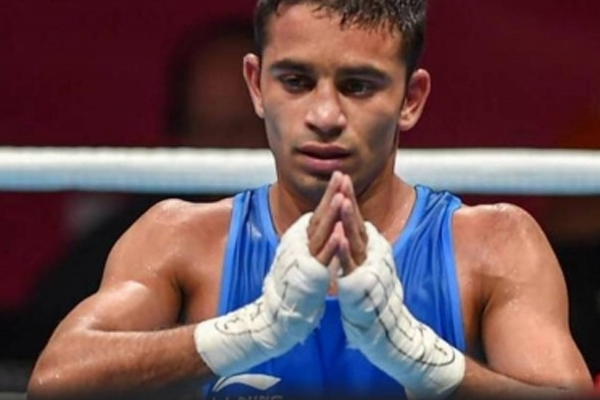 Olympics (boxing): Amit Panghal of India lost - Sports News in Hindi