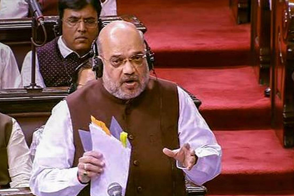 POK will be our integral part, will give life for it: Amit Shah - Delhi News in Hindi