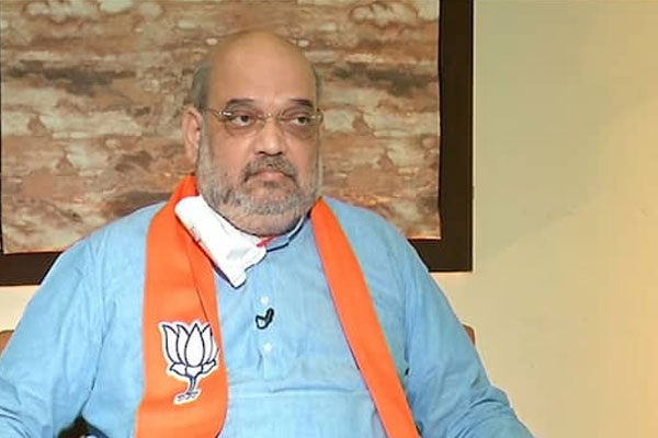 Misbehaving with nuns in UP, Amit Shah said, Strict action will be taken - Jhansi News in Hindi
