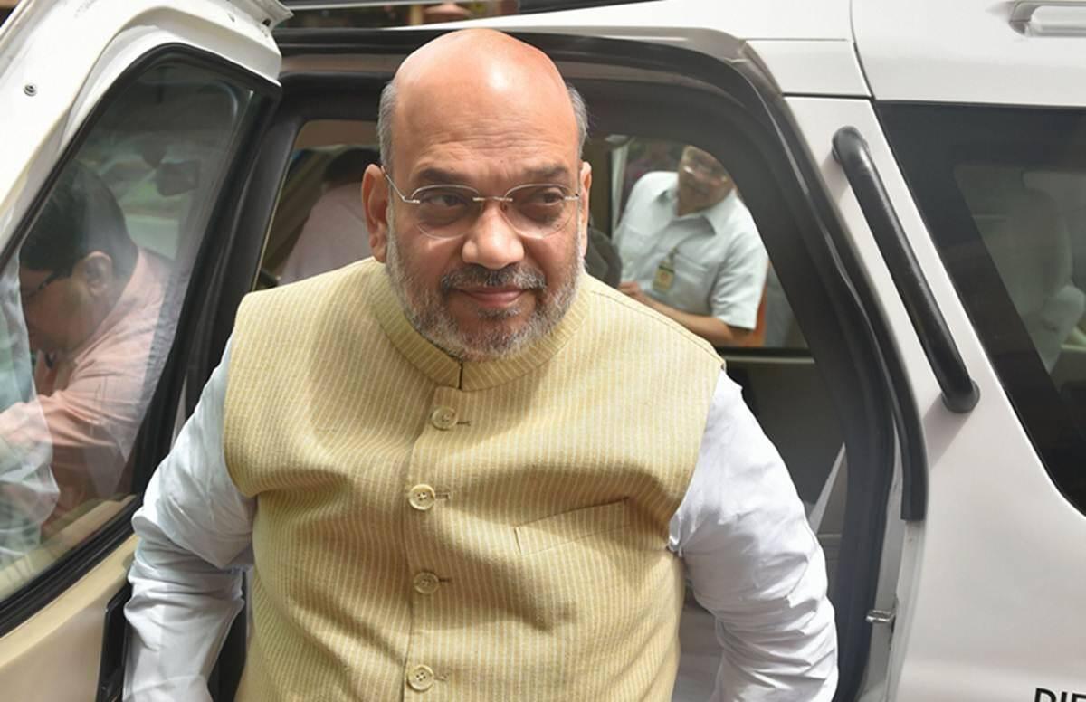 Former DMK MP Ramalingam joins BJP as Home Minister Amit Shah arrives in Tamil Nadu - Chennai News in Hindi