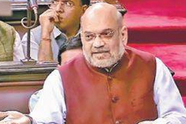 Amit Shah as Home Minister toughens Centre stance on Article 370 - India News in Hindi