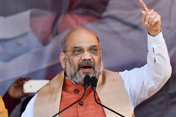 BJP president Amit Shah will do road shows in Patna today - Patna News in Hindi