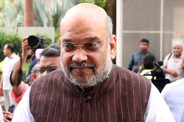 Amit Shah will lay the foundation stone of Vindhyachal Corridor project today - India News in Hindi