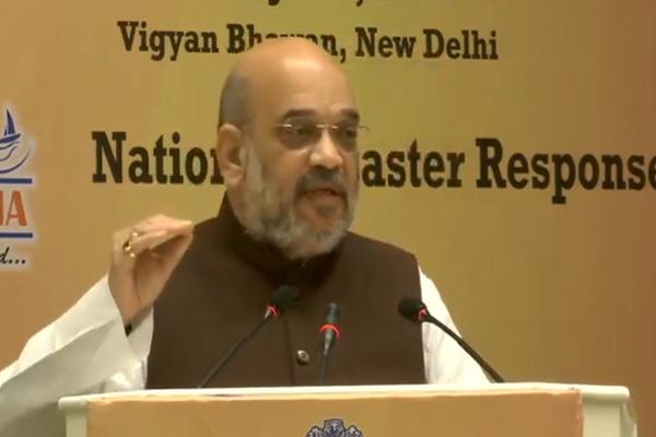 NDRF, DRDO must develop equipment indigenously: Shah - Delhi News in Hindi