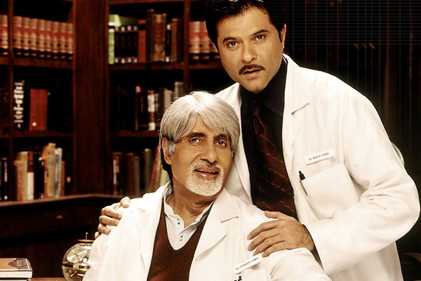Amitabh advised Anil Kapoor to never take a break - Bollywood News in Hindi