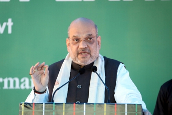 Congress should understand who to criticize, not whom : Amit Shah - Chandigarh News in Hindi