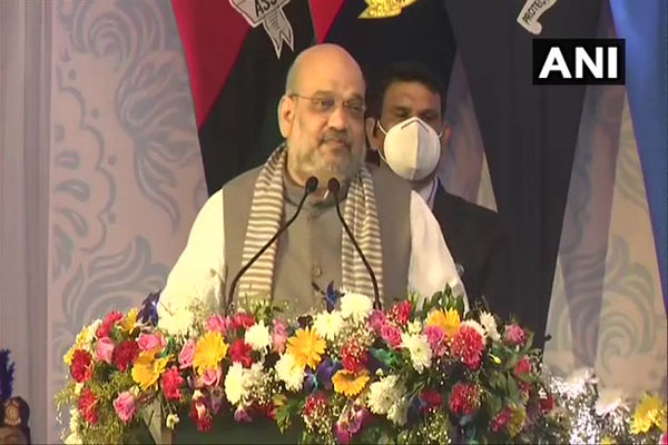 Ability to become a major tourist center in Northeast - Amit Shah - Shillong News in Hindi