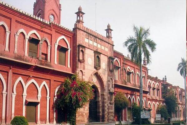 Aligarh Muslim University engulfed in Corona, 40 dead - Agra News in Hindi