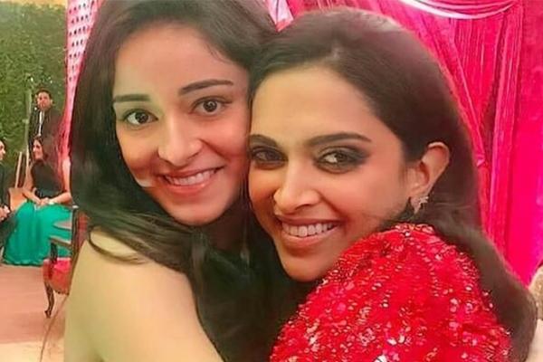 Ananya Panday: Deepika Padukone is the biggest sweetheart - Bollywood News in Hindi
