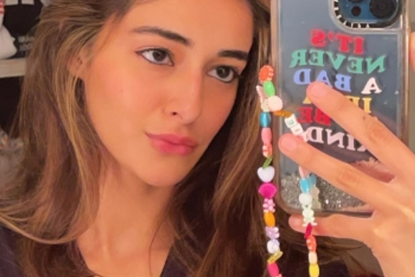 Ananya Panday is in caption dilemma - Bollywood News in Hindi