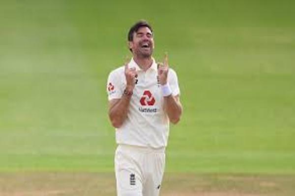 इंग्लैंड के लिए सबसे ज्यादा टेस्ट मैच खेलने वाले क्रिकेटर बने एंडरसन