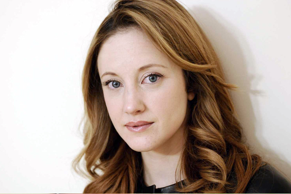 Andrea Riseborough found true love on set of new film - Hollywood News in Hindi