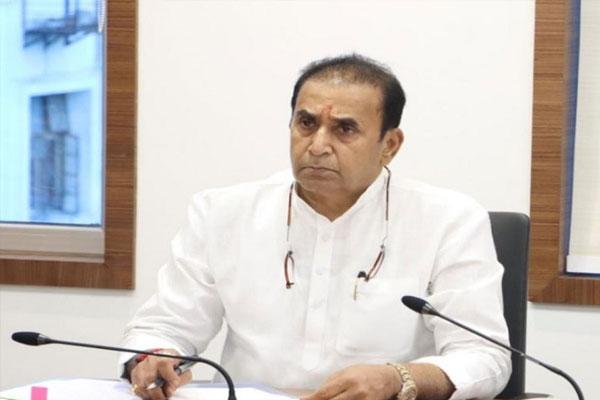 Letter bomb blast: Maharashtra Home Minister Anil Deshmukh resigns to Chief Minister Uddhav Thackeray - Mumbai News in Hindi