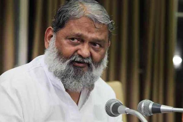 किसान आंदोलन हिंसक हो रहा है: हरियाणा मंत्री अनिल विज