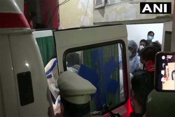 Corona positive Haryana minister Anil Vij condition critical, admitted to Medanta - Gurugram News in Hindi
