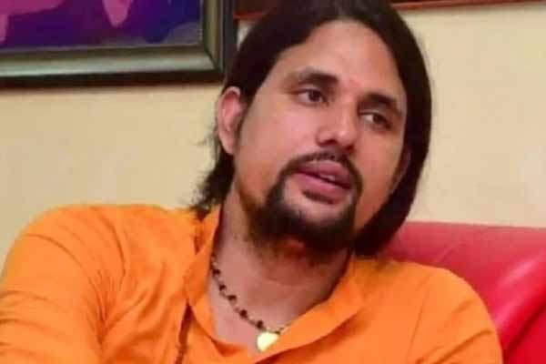 Anand Giri, Aadhya Tiwari sent to 14-day judicial custody - Allahabad News in Hindi